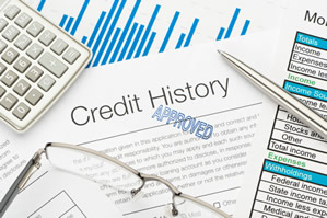 Credit approved for mortgage